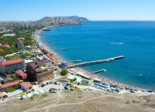 Гостиницы в Крыму: отдых с комфортом
